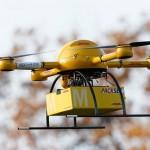 In viaggio coi droni professionali