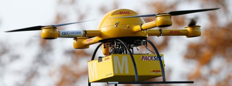 droni professionali per riprese aeree